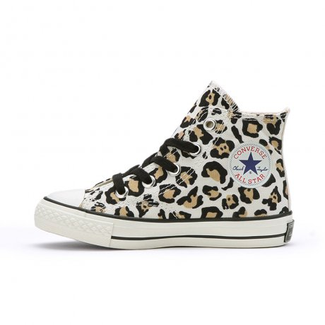 <img class='new_mark_img1' src='https://img.shop-pro.jp/img/new/icons8.gif' style='border:none;display:inline;margin:0px;padding:0px;width:auto;' />CONVERSE / CHILD ALL STAR N 70 LPD Z HI / LEOPARD