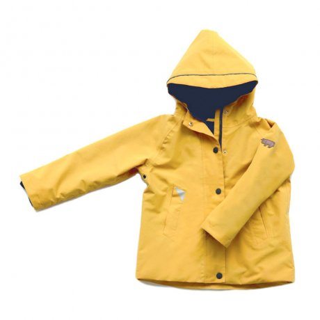 <img class='new_mark_img1' src='https://img.shop-pro.jp/img/new/icons8.gif' style='border:none;display:inline;margin:0px;padding:0px;width:auto;' />TOASTIE WATERPROOF RAINCOAT AW19 / Fisherman Yellow