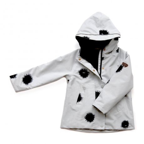 <img class='new_mark_img1' src='https://img.shop-pro.jp/img/new/icons8.gif' style='border:none;display:inline;margin:0px;padding:0px;width:auto;' />TOASTIE WATERPROOF RAINCOAT AW19 / Sea Urchin Stone