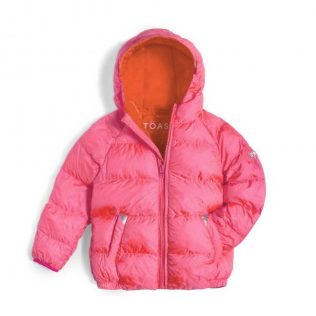 <img class='new_mark_img1' src='https://img.shop-pro.jp/img/new/icons8.gif' style='border:none;display:inline;margin:0px;padding:0px;width:auto;' />TOASTIE CLOUD PUFFER AW19 / Fluro Cherry