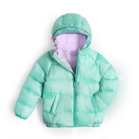 <img class='new_mark_img1' src='https://img.shop-pro.jp/img/new/icons8.gif' style='border:none;display:inline;margin:0px;padding:0px;width:auto;' />TOASTIE / CLOUD PUFFER AW19 / Turquoise