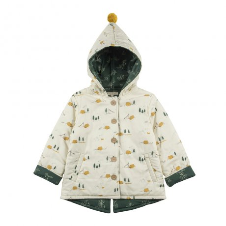 <img class='new_mark_img1' src='https://img.shop-pro.jp/img/new/icons8.gif' style='border:none;display:inline;margin:0px;padding:0px;width:auto;' />RED CARIBOU / Insulated Coat / Base camp / Whisper white (G.Dyed) / AW19-CV03-02