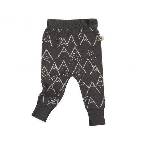 <img class='new_mark_img1' src='https://img.shop-pro.jp/img/new/icons8.gif' style='border:none;display:inline;margin:0px;padding:0px;width:auto;' />RED CARIBOU / Knitted pants / Little mountains / Turkish coffee / AW19-BT04-66