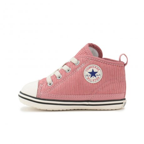 <img class='new_mark_img1' src='https://img.shop-pro.jp/img/new/icons8.gif' style='border:none;display:inline;margin:0px;padding:0px;width:auto;' />CONVERSE / BABY ALL STAR N CORDUROY Z / PINK