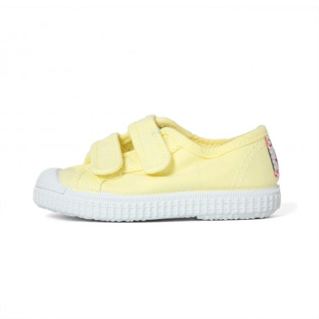 Cienta / Double Strap / NEW YELLOW