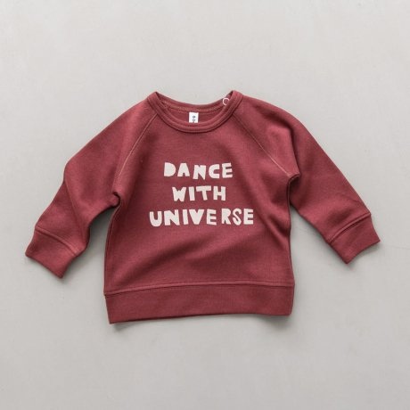 Organic Zoo / DANCE WITH UNIVERSE Burgundy Jersey