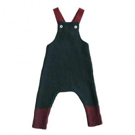 <img class='new_mark_img1' src='https://img.shop-pro.jp/img/new/icons8.gif' style='border:none;display:inline;margin:0px;padding:0px;width:auto;' />MABLI / Rhesi Dungarees / Redwood/Forest / MAB048