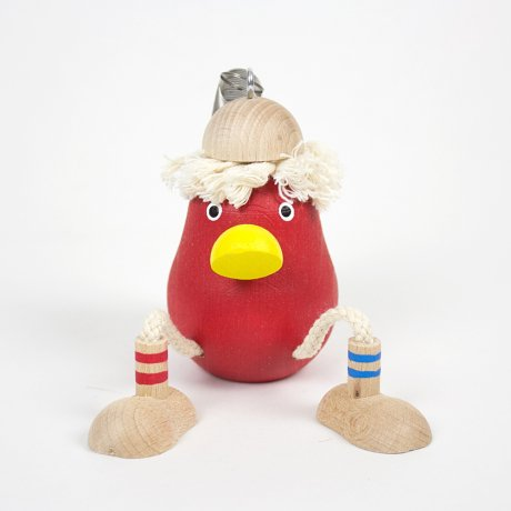 <img class='new_mark_img1' src='https://img.shop-pro.jp/img/new/icons8.gif' style='border:none;display:inline;margin:0px;padding:0px;width:auto;' />Chicken on spring / red / 91B