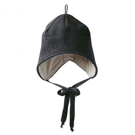 <img class='new_mark_img1' src='https://img.shop-pro.jp/img/new/icons8.gif' style='border:none;display:inline;margin:0px;padding:0px;width:auto;' />disana / Boiled wool hat / anthracite