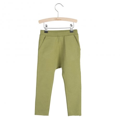 little HEDONIST / Baggy Pants Lou / Olive Drab