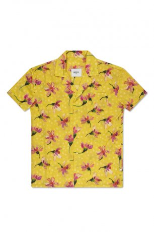 <img class='new_mark_img1' src='https://img.shop-pro.jp/img/new/icons8.gif' style='border:none;display:inline;margin:0px;padding:0px;width:auto;' />REPOSE AMS / BOXY SHIRT / LIBERTY DAISY