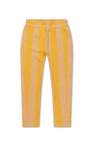 <img class='new_mark_img1' src='https://img.shop-pro.jp/img/new/icons8.gif' style='border:none;display:inline;margin:0px;padding:0px;width:auto;' />REPOSE AMS / A TRICOT PANTS / GOLDEN BLOCK STRIPE