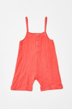 THE CAMPAMENTO / RED DUNGAREE / TC-SS20-44