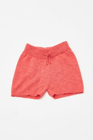 THE CAMPAMENTO / KNITTED SHORT / TC-SS20-31