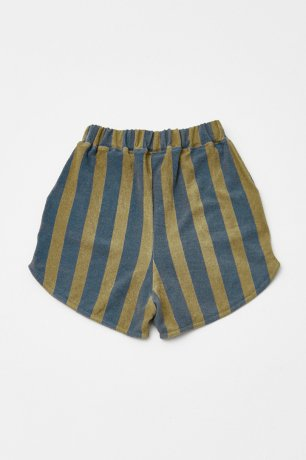 THE CAMPAMENTO / STRIPED SHORT / TC-SS20-29