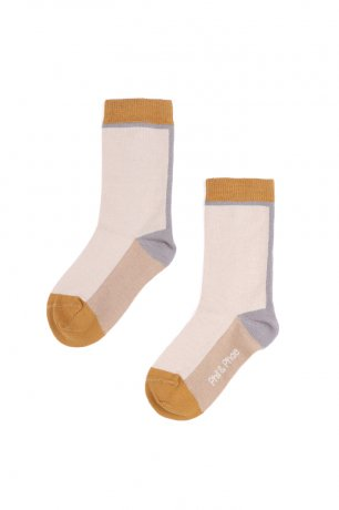 <img class='new_mark_img1' src='https://img.shop-pro.jp/img/new/icons8.gif' style='border:none;display:inline;margin:0px;padding:0px;width:auto;' />Phil&Phae / Colour-blocking socks / 201703 / shell