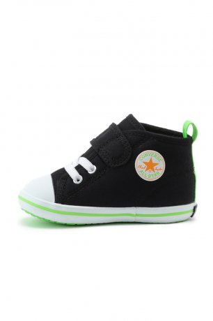 <img class='new_mark_img1' src='https://img.shop-pro.jp/img/new/icons8.gif' style='border:none;display:inline;margin:0px;padding:0px;width:auto;' />CONVERSE / BABY ALL STAR N NEON ACCENT V-1 / BLACK