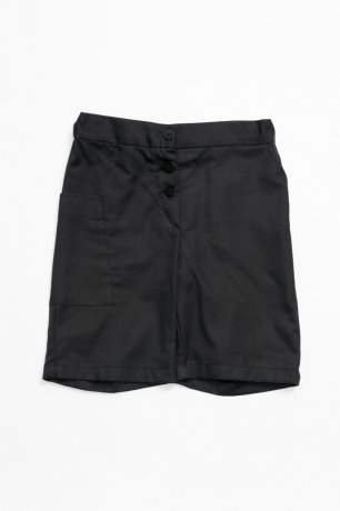 MOTORETA / POCKET PANTS / Black / SS200118