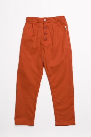 MOTORETA / CARMEN PANTS / Orange / SS200101