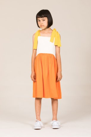 <img class='new_mark_img1' src='https://img.shop-pro.jp/img/new/icons8.gif' style='border:none;display:inline;margin:0px;padding:0px;width:auto;' />MOTORETA / PALMAR DRESS / Pink, orange & yellow / SS200001