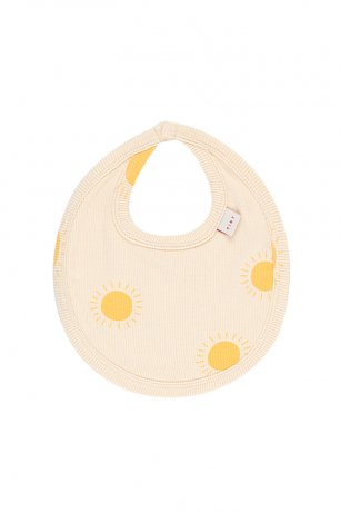"<img class='new_mark_img1' src='https://img.shop-pro.jp/img/new/icons8.gif' style='border:none;display:inline;margin:0px;padding:0px;width:auto;' />tinycottons / ""SUN "" BIB / light cream yellow / SS20-094"