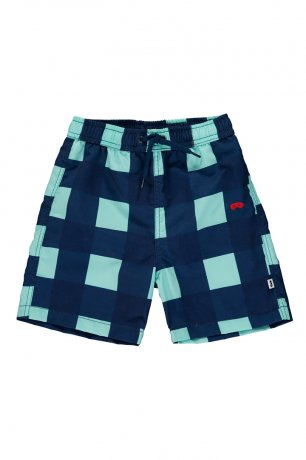 <img class='new_mark_img1' src='https://img.shop-pro.jp/img/new/icons8.gif' style='border:none;display:inline;margin:0px;padding:0px;width:auto;' />BEAU LOVES / Swim Shorts / Gingham / Navy