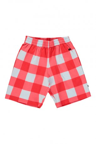 <img class='new_mark_img1' src='https://img.shop-pro.jp/img/new/icons8.gif' style='border:none;display:inline;margin:0px;padding:0px;width:auto;' />BEAU LOVES / Shorts / Gingham / Red