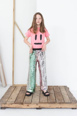 <img class='new_mark_img1' src='https://img.shop-pro.jp/img/new/icons8.gif' style='border:none;display:inline;margin:0px;padding:0px;width:auto;' />BEAU LOVES / Sequin Pants / Mix Colours