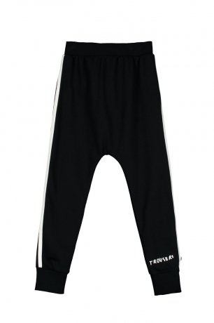 <img class='new_mark_img1' src='https://img.shop-pro.jp/img/new/icons8.gif' style='border:none;display:inline;margin:0px;padding:0px;width:auto;' />BEAU LOVES / Sweat Pants / Black