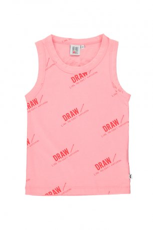 <img class='new_mark_img1' src='https://img.shop-pro.jp/img/new/icons8.gif' style='border:none;display:inline;margin:0px;padding:0px;width:auto;' />BEAU LOVES / Vest / Draw / Washed Pink