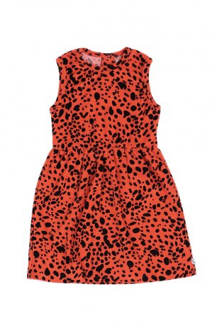 [2nd] CarlijnQ / tanktop dress / spotted animal / SPT143