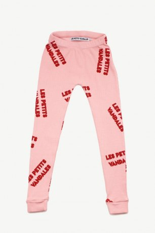 <img class='new_mark_img1' src='https://img.shop-pro.jp/img/new/icons8.gif' style='border:none;display:inline;margin:0px;padding:0px;width:auto;' />Les Petits Vandales / All Over Rib Leggings / LPV015