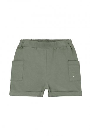 <img class='new_mark_img1' src='https://img.shop-pro.jp/img/new/icons8.gif' style='border:none;display:inline;margin:0px;padding:0px;width:auto;' />GRAY LABEL / Relaxed Pocket Shorts / Moss