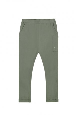 <img class='new_mark_img1' src='https://img.shop-pro.jp/img/new/icons8.gif' style='border:none;display:inline;margin:0px;padding:0px;width:auto;' />GRAY LABEL / Relaxed Pocket Trousers / Moss