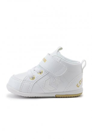 <img class='new_mark_img1' src='https://img.shop-pro.jp/img/new/icons8.gif' style='border:none;display:inline;margin:0px;padding:0px;width:auto;' />CONVERSE / MINI INCHSTAR / WHITE GOLD