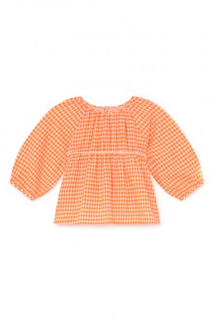 little creative factory / Tiny Diamond Blouse / Neon / K045A