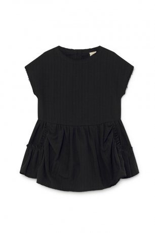 <img class='new_mark_img1' src='https://img.shop-pro.jp/img/new/icons8.gif' style='border:none;display:inline;margin:0px;padding:0px;width:auto;' />little creative factory / Baby Crushed Cotton Dress / Black / B016C