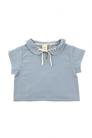 Liilu / Lara blouse / Dusty blue