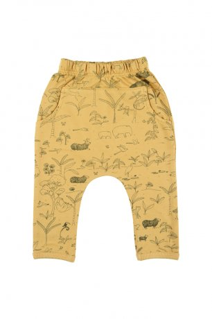 RED CARIBOU / Jogger / The Story / Ocre / SS20-BT04-27