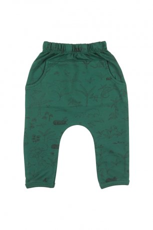 RED CARIBOU / Jogger / The Story / Antique Green / SS20-BT04-23