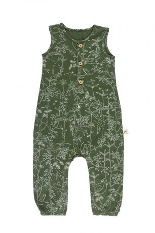 <img class='new_mark_img1' src='https://img.shop-pro.jp/img/new/icons8.gif' style='border:none;display:inline;margin:0px;padding:0px;width:auto;' />RED CARIBOU / Tank Jumpsuit / The Canopy / Chive / SS20-JS04-14