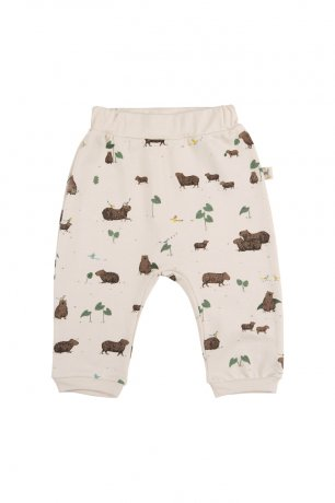 <img class='new_mark_img1' src='https://img.shop-pro.jp/img/new/icons8.gif' style='border:none;display:inline;margin:0px;padding:0px;width:auto;' />RED CARIBOU / Baggy Pants / Pally Capybara / Pink Tint / SS20-BT01-02
