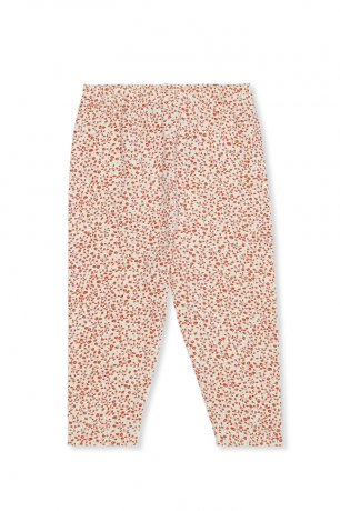 <img class='new_mark_img1' src='https://img.shop-pro.jp/img/new/icons8.gif' style='border:none;display:inline;margin:0px;padding:0px;width:auto;' />Konges Sloejd / LEGGINS / BLOSSOM MIST, GRENADINE / KS1500
