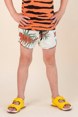 <img class='new_mark_img1' src='https://img.shop-pro.jp/img/new/icons8.gif' style='border:none;display:inline;margin:0px;padding:0px;width:auto;' />Nadadelazos / PANT KERALA TIGER SWIMSUIT / WARM GREY / SS20 PAN.5.900 KER TI