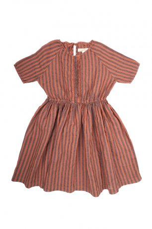 <img class='new_mark_img1' src='https://img.shop-pro.jp/img/new/icons8.gif' style='border:none;display:inline;margin:0px;padding:0px;width:auto;' />Omibia / SIMA Dress / Nectar Stripes / SS20W01