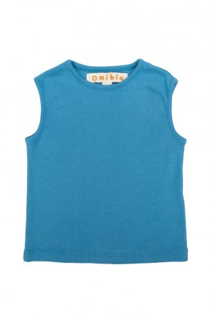 <img class='new_mark_img1' src='https://img.shop-pro.jp/img/new/icons8.gif' style='border:none;display:inline;margin:0px;padding:0px;width:auto;' />Omibia / IONA Vest / Capri Blue / SS20C23