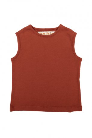 <img class='new_mark_img1' src='https://img.shop-pro.jp/img/new/icons8.gif' style='border:none;display:inline;margin:0px;padding:0px;width:auto;' />Omibia / IONA Vest / Chilli / SS20C23