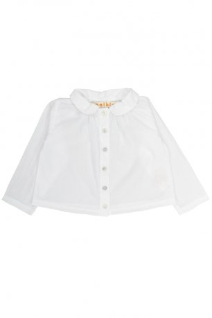 <img class='new_mark_img1' src='https://img.shop-pro.jp/img/new/icons8.gif' style='border:none;display:inline;margin:0px;padding:0px;width:auto;' />Omibia / NOLAN Shirt / White / SS20W31