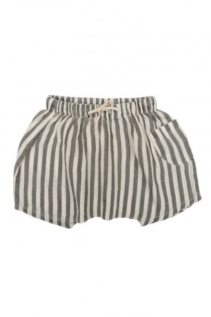 <img class='new_mark_img1' src='https://img.shop-pro.jp/img/new/icons8.gif' style='border:none;display:inline;margin:0px;padding:0px;width:auto;' />Omibia / TOMMY Shorts / Flax Stripes / SS20W17