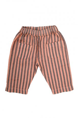 <img class='new_mark_img1' src='https://img.shop-pro.jp/img/new/icons8.gif' style='border:none;display:inline;margin:0px;padding:0px;width:auto;' />Omibia / NANI Trousers / Nectar Stripes / SS20W07